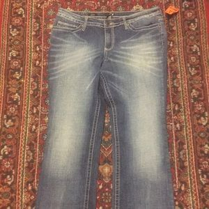 NWOT ANA Ladies bootcut jeans sz 14 new never worn